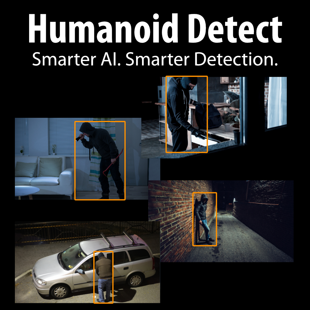 human detection best outdoor ptz cameras uk