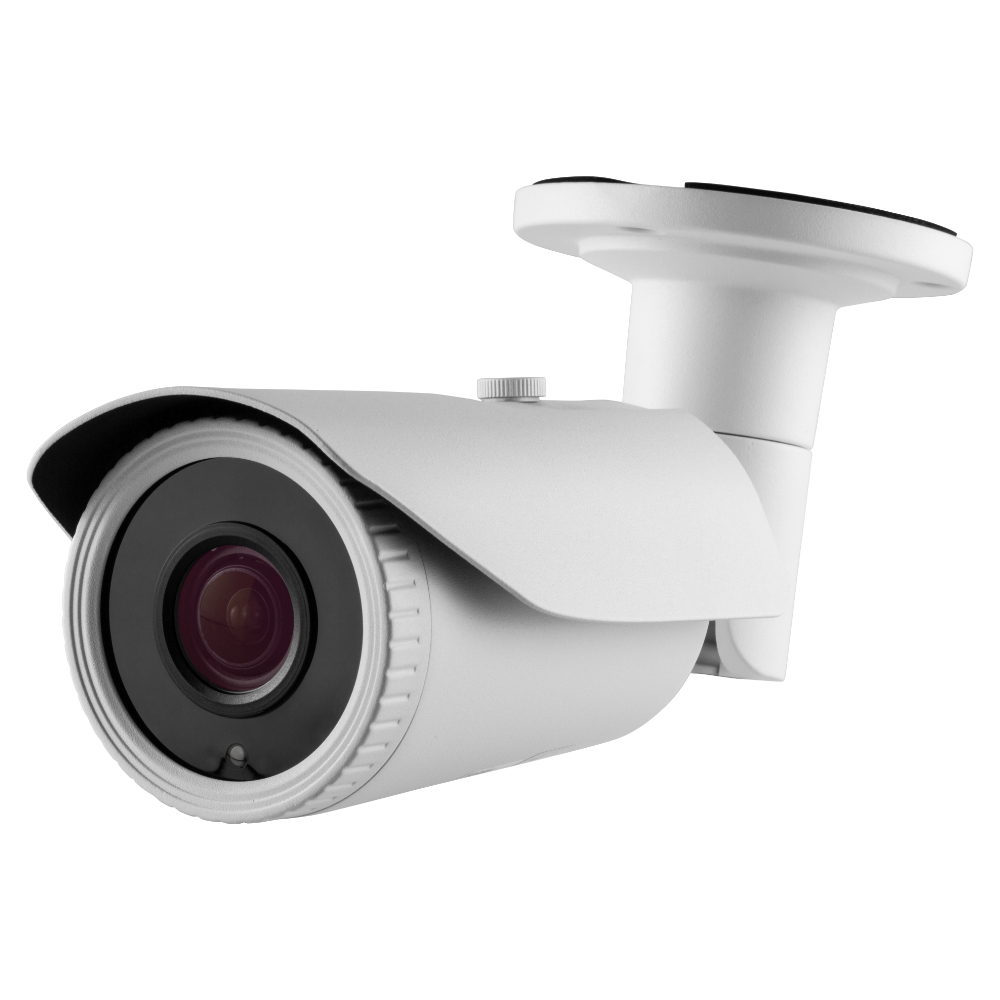 Zxtech 3x 5MP Varifocal Audio Sony Chip Camera PoE Outdoor Security Cameras CCTV Kit | FP3F4X