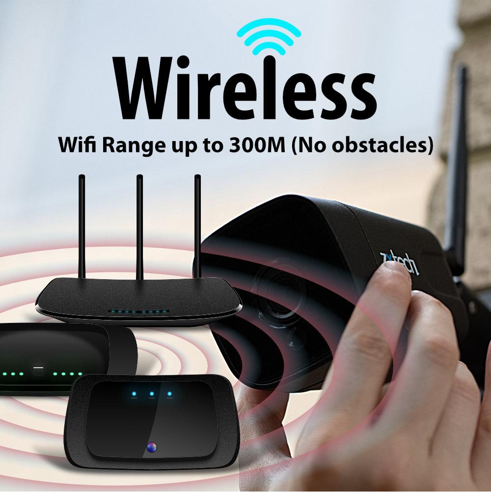 best wireless  security cameras outdoor uk
