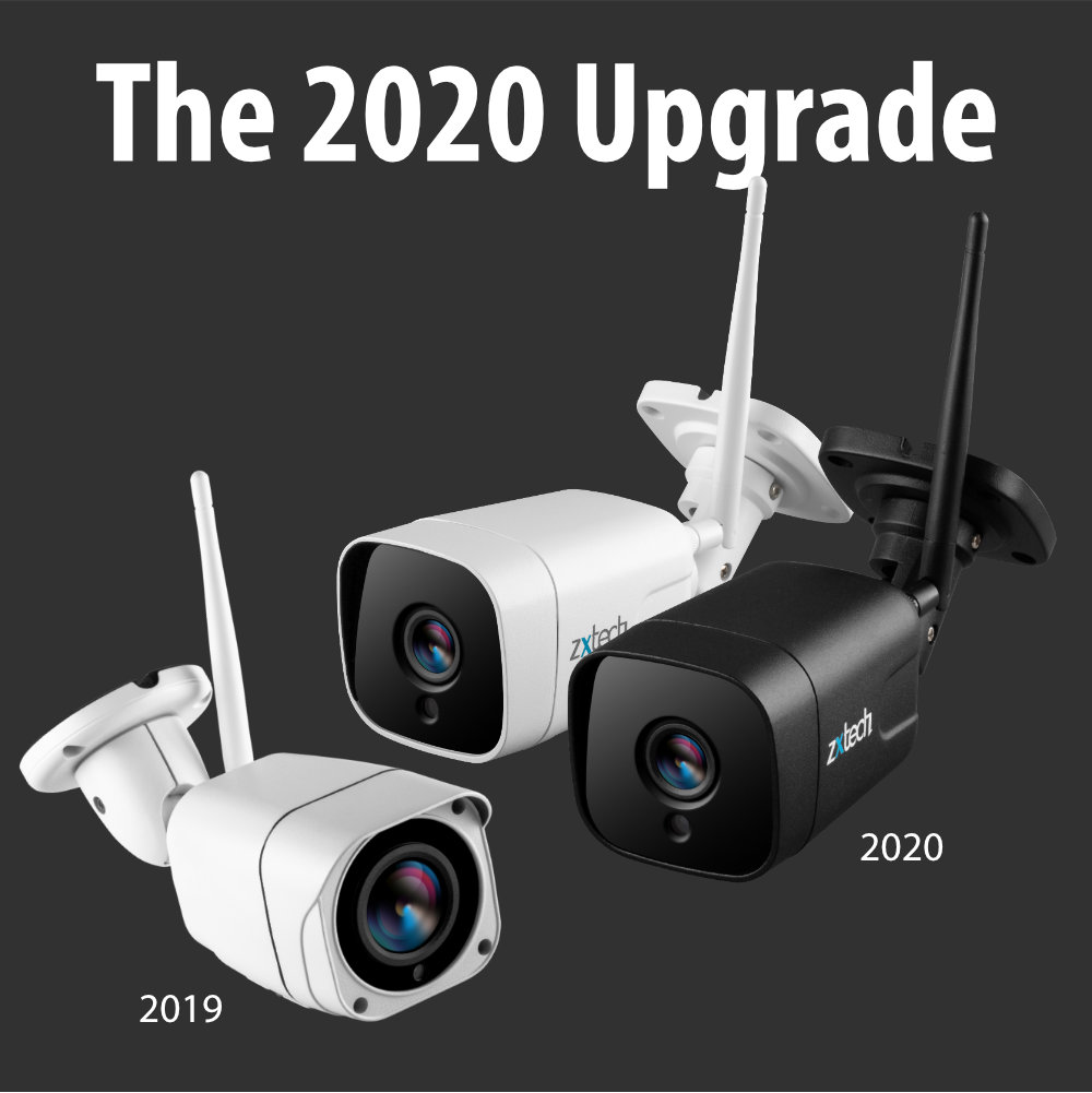 2020 best outdoor security cameras uk