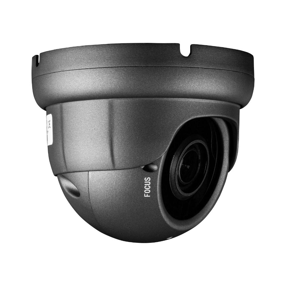 Zxtech 8x 5MP Optical Zoom Audio Sony Chip Camera PoE CCTV Camera Kit | FP8B8Y