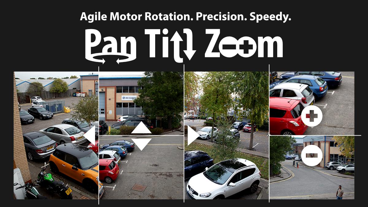 best pan tilt zoom camera