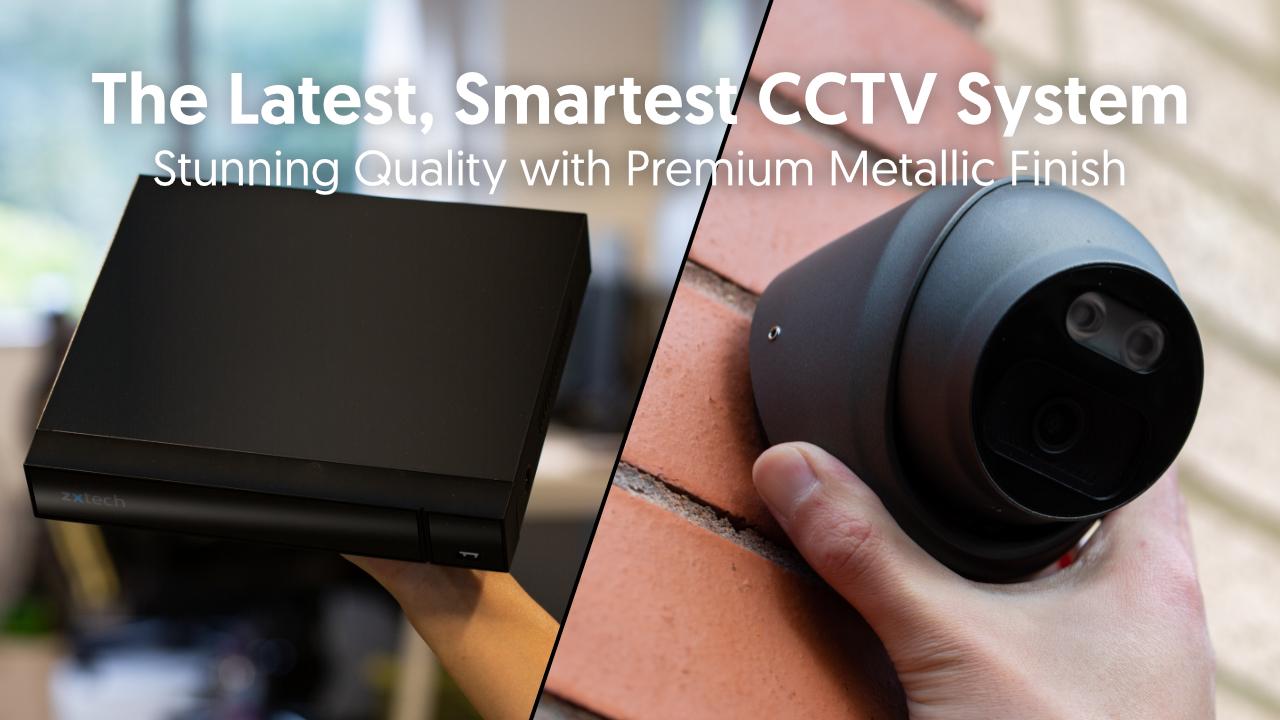 4K Audio Camera System Face Detection IP Cameras | Zxtech | RX12E16X