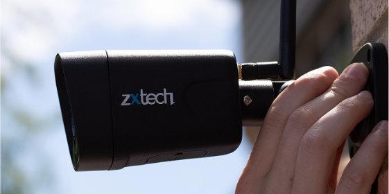 5 Megapixel Wireless Security Camera