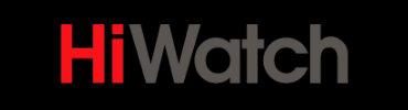 HiWatch banner logo