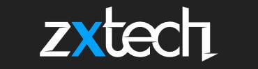 Zxtech banner logo